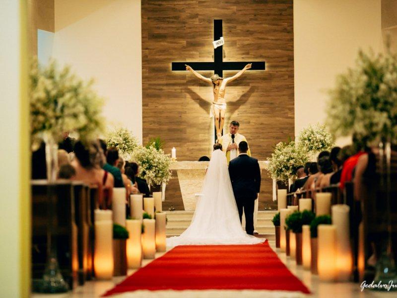 Cerimônia igreja